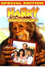 Harry and The Hendersons SE 0025195003506 DVD Region 1