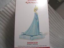 2014 Hallmark QUEEN ELSA Disney FROZEN Princess