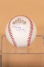 Tony LaRussa Autographed Baseball