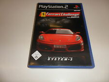 PLAYSTATION 2 PS 2 FERRARI CHALLENGE: trofeo PIRELLI