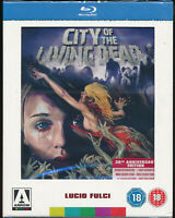 EBOND City Of The Living Dead Uk Limited Edition BLU-RAY D303016