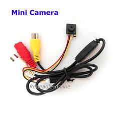 FPV Mini Wired  Home Security Surveillance Camera Audio Micro 700TVL CMOS Sensor