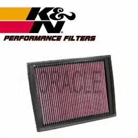 K&N AIR FILTER 33-2333 FOR LAND ROVER DISCOVERY IV 3.0 SDV6 4X4 256 BHP 2009-