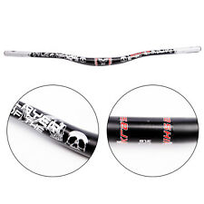 Extra Long 780MM Aluminum Alloy XC / DH Bicycle Handlebars for Downhill Off-Road