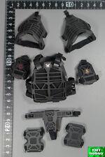 1:6 Scale DAM SF002 Ghost Serie Titans PMC Frank - Body Armor Set