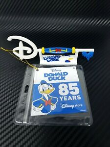 Disney Official Donald Duck Key 85 Years Display Stand 3D Print