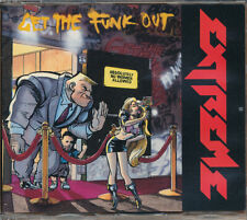 Extreme Get the Funk Out RARE promo CD single '90