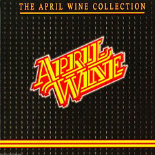 APRIL WINE - THE APRIL WINE COLLECTION - 4 CD BOX SET - NEW