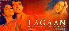LAGAAN: ONCE UPON A TIME IN INDIA 2001 Aamir Khan, Gracy Singh  POSTER