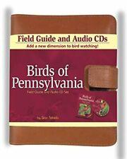 New - Birds of Pennsylvania Field Guide (Book & Audio Cd)