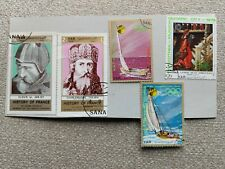 Yemen Arab Republic Stamps History Of France And 1972 Olympics