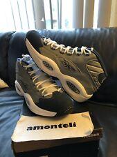 best cheap a35fc f645a Reebok Men s Question Mid Basketball Shoe 12