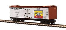 MTH 80-94035 HO Scale R40-2 Woodside Reefer Car SENATE BEER #104