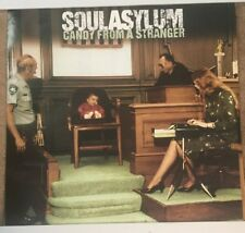 "Soul Asylum 1998 Original Promo Poster Candy From A Stranger 24""x24"" Dave Pirner"