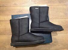 EMU Australia Waterproof Paterson Leather Lo Boot Women 6
