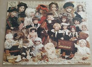 Springbok Puzzle THE DOLL SHOP 500 pieces - Complete