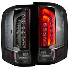 ANZO LED TAIL LIGHTS FOR 07-13 CHEVY SILVERADO1500/07-14 2500HD/3500HD #311226