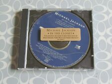 Michael Jackson Promo CD Single In The Closet Remix Teddy Riley