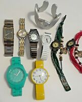 Watches for parts, repair. Regis, Precision Gruen, Geneva, Swatch irony, Velvety