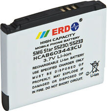 ERD Li-ion Compatible Mobile Battery For Samsung Star S5230/ S5233/ L870