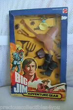 1976 Mib Moc Misb Nib Big Jim Mattel Vintage Equestrian # 9922