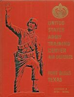 United States Army Training Air Defn-Fort Bliss Texas, Co A, 3rd Bn, 2d Bde-1967