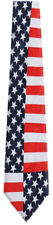 Mens Stars and Stripes All Over Patriotic Necktie Ties - NEW