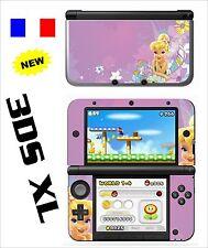 SKIN DECAL STICKER DECO FOR NINTENDO 3DS XL - 3DSXL REF 69 TINKER BELL