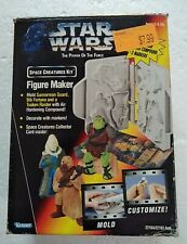 Star Wars The Power Of The Force Figure Maker Space Creatures Kit (Kenner 1996)