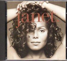 JANET JACKSON - JANET - CD (OTTIME CONDIZIONI)