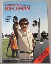 1980 October American Rifleman Magazine