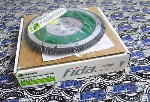 Fidanza Lightweight Aluminum Flywheel For Honda Civic SOHC D16 D16A6 D16Z6 D16Y8