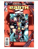 EARTH 2 FUTURES END #1 NOV 2014 DC COMIC.#105507D*5