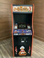 New Burger Time Arcade Machine, Upgraded