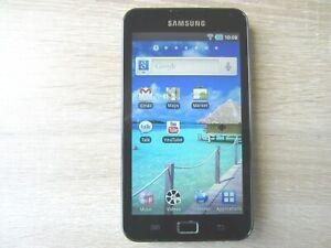 Samsung Galaxy S WiFi 5.0 YP-G70 8GB Digital Media Player VGC Fast Free Delivery