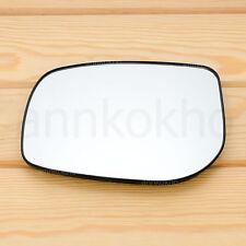 07-11 Toyota Camry xv40 Prestige Aurion side view door mirror glass lens left
