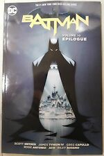 Batman Volume 10 Epilogue trade paperback New 52 Scott Snyder Greg Capullo