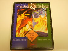 Interplay The Lord of the Rings & The Two Towers Collectors Edition PC Game 1993