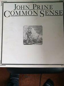 John Prine Common Sense. NM Vinyl
