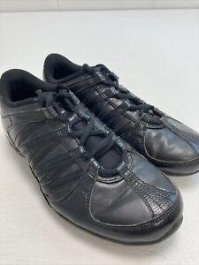 Nike Women's Split Sole Black Dance Jazz Trainers Shoes Sneakers Size UK 4.5