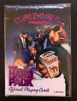 """VINTAGE 1991 CAMEL """"THE HARD PACK"""" PLAYING CARDS"""