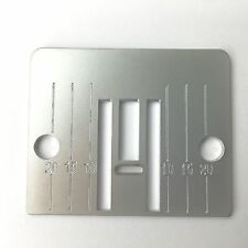Engraving plate Needle Plate for Elna Sewing Machine KL. 5000 and Club, 6000, 7000