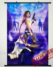 Final Fantasy Home Decor Japanese Wall poster Scroll Anime (90*60)-012