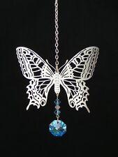 Butterfly Sun Catcher/Rainbow Maker Swarovski Crystal Element