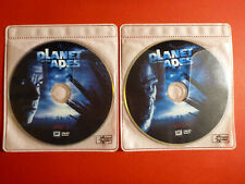 Planet of the Apes Dvd Discs Only Bilingual