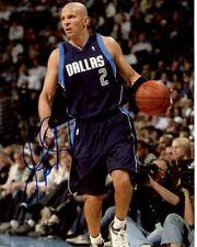 JASON KIDD signed autographed NBA DALLAS MAVERICKS photo