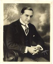 * EARLE WILLIAMS (c.1918) Vitagraph Silent Film Star Publicity Photo by Lumiere
