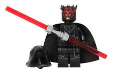 NEW LEGO STAR WARS DARTH MAUL MINIFIG figure minifigure 75096 sith hood cape