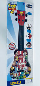 First Act Discovery Toy Story 4 Ukulele Red Ages 3+