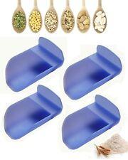 Tupperware 4 pelles a farine bleu clair k x
